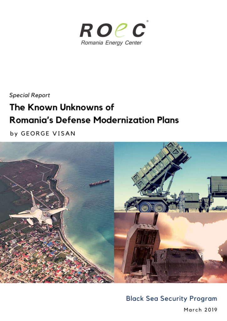 The Known Unknowns of Romania's Defense Modernization Plans